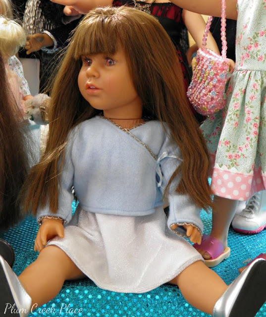 Plum Creek Place - Lotus Doll, Karito Kids, Heart 4 Heart,Journey dolls, Just Pretend Dolls, Mdm Alexander Dolls