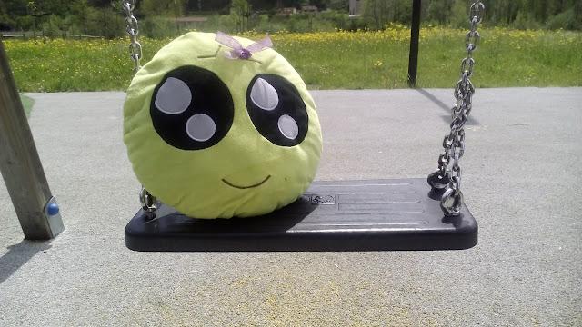 Mini-Fu en el parque