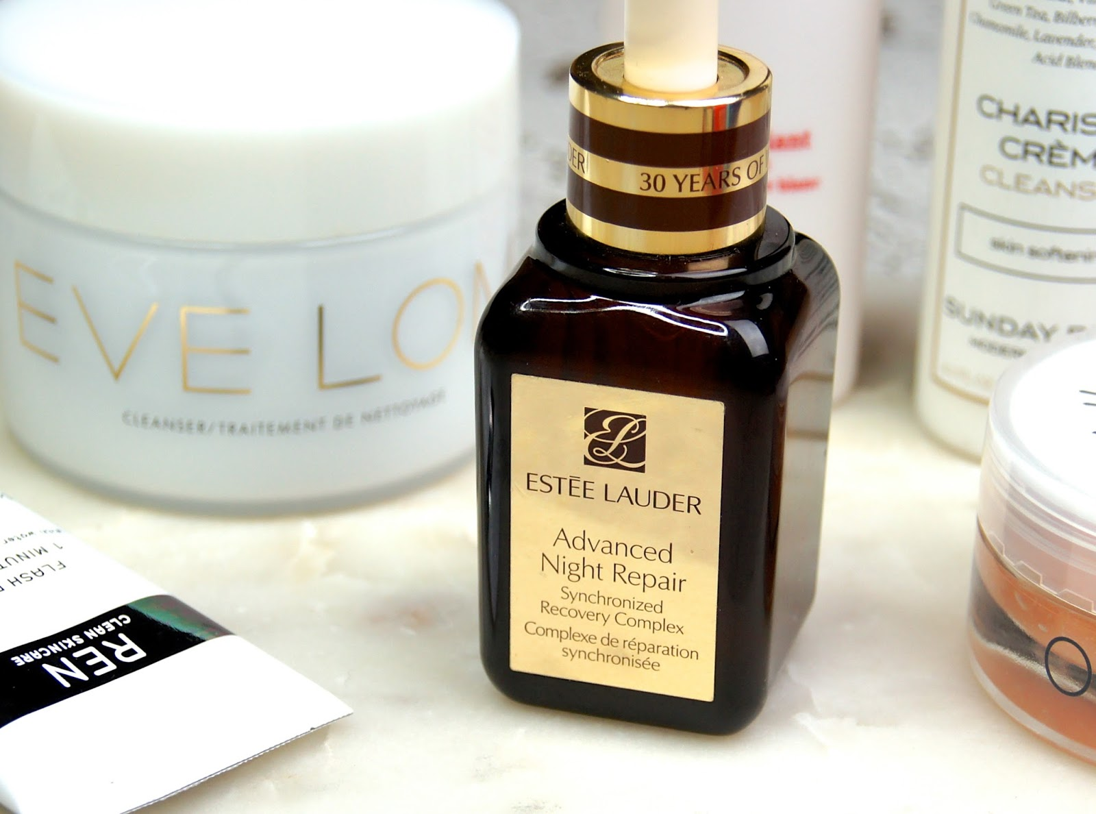 estee lauder advanced night repair serum review synchronized recovery complex