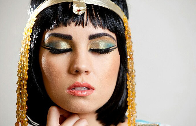 Ancient Egyptian Makeup For Women