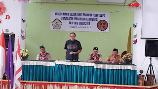 KMD BAGI MAHASISWA PPG SM3T FKIP UNIB 2018