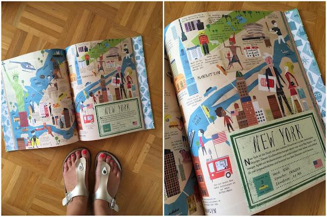 Herbstliebe-Liste Reiseplaene moses Verlag einmal um die Welt Kinderbuch Jules kleines Freudenhaus