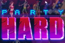 party hard logo