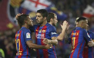 Liga Spanyol (La Liga) Musim 2016/2017 Pekan 13