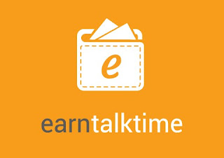 earntalktime rs.20 signup