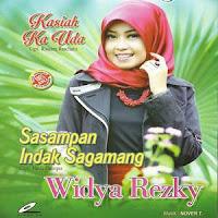 Widya Rezky - Sasampan Indak Sagamang (Album)