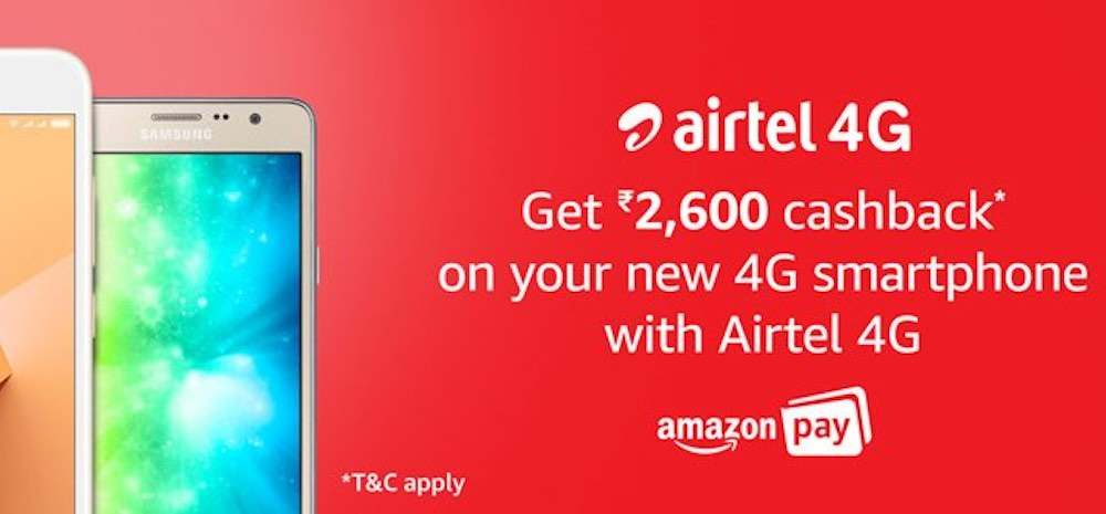 Airtel, Amazon tie up for affordable 4G smartphones - How to