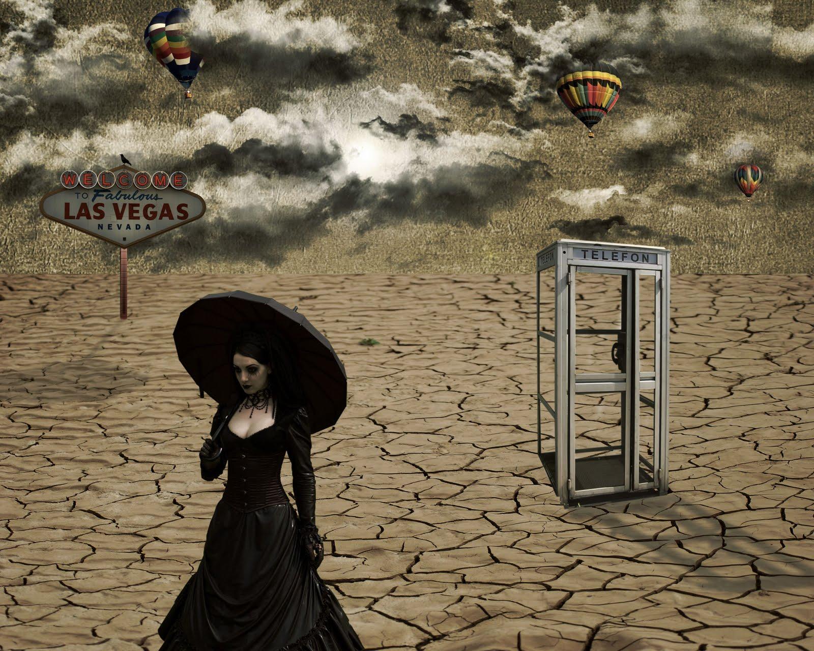 Photobot Surrealism Photoshop I