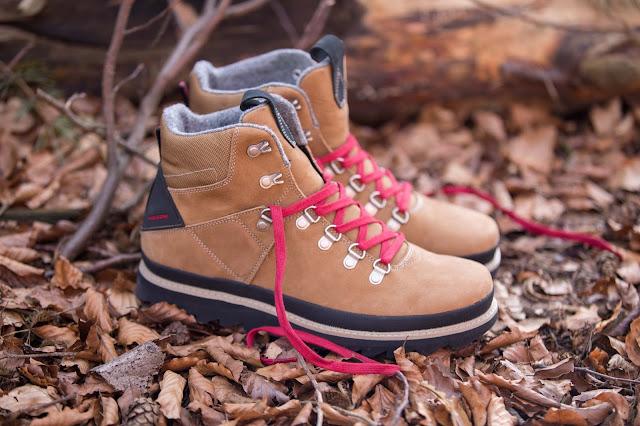 Gear Review Volcom Outlander Boot  Outdoor Stiefel  Wanderschuh für leichtes Terrain im stylischen Vintage-Look 03