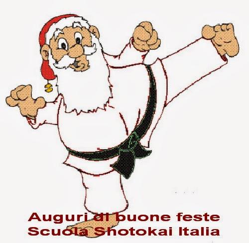 Immagini Karate Natale.Scuola Shotokai Italia 2013