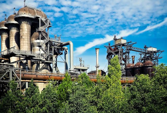 IELTS ESSAY - economy & environment