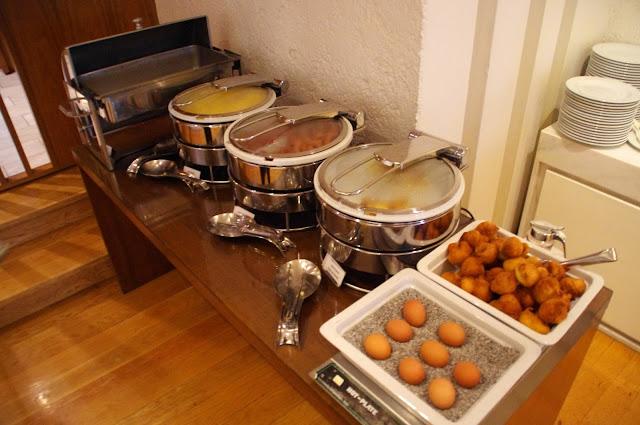 The Herodion Hotel Breakfast Buffet