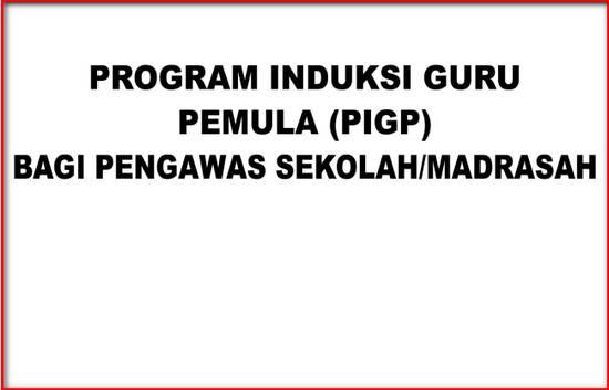 Panduan PIGP Pengawas Sekolah/ Madrasah