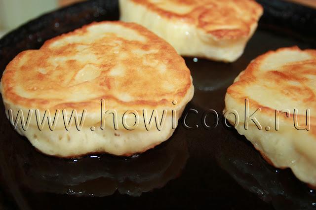рецепт дрожжевых оладий книга о вкусной и здоровой пище с пошаговыми фото