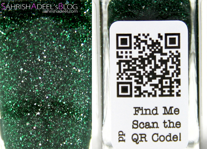 piCture pOlish Kryptonite by More Nail Polish - Review & Swatches