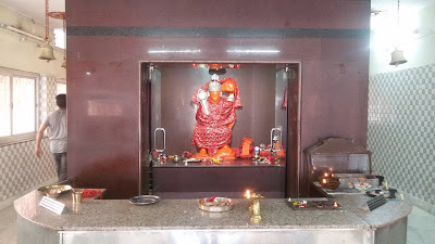 Hanuman Temple in Bishrampur