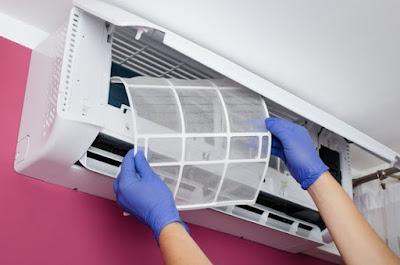 Cara Mencuci atau Merawat AC Split