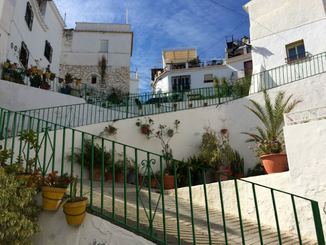 A Walk Around Torrox in Andalucia