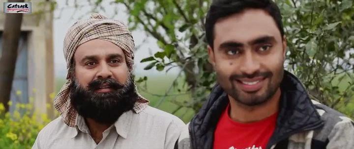 Screen Shot Of Nabar (2013) Punjabi Movie 300MB Short Size PC Movie