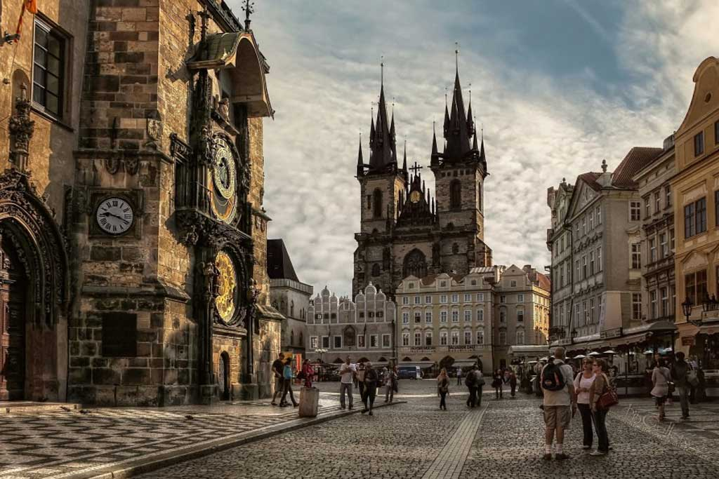 Old-Town-Square- czech