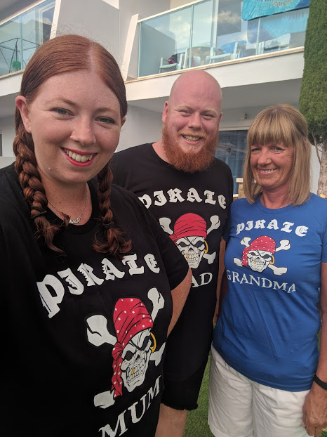 Pirates Village Santa Ponsa | Jet 2 Holidays Review  - pirates t shirts