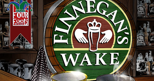 Finnegan's Wake now on Kindle!