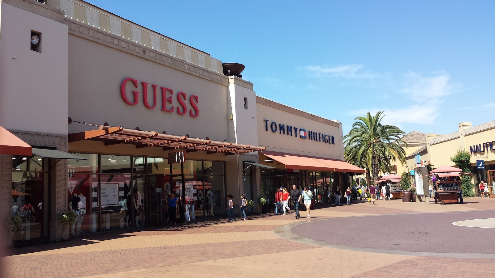 Aquaheart Citadel Outlets Retail Outlet Shopping Center