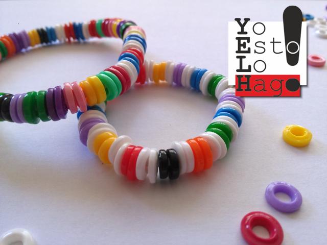 pulseras con hama beads o pyssla