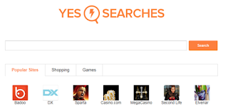 yessearches adware virus