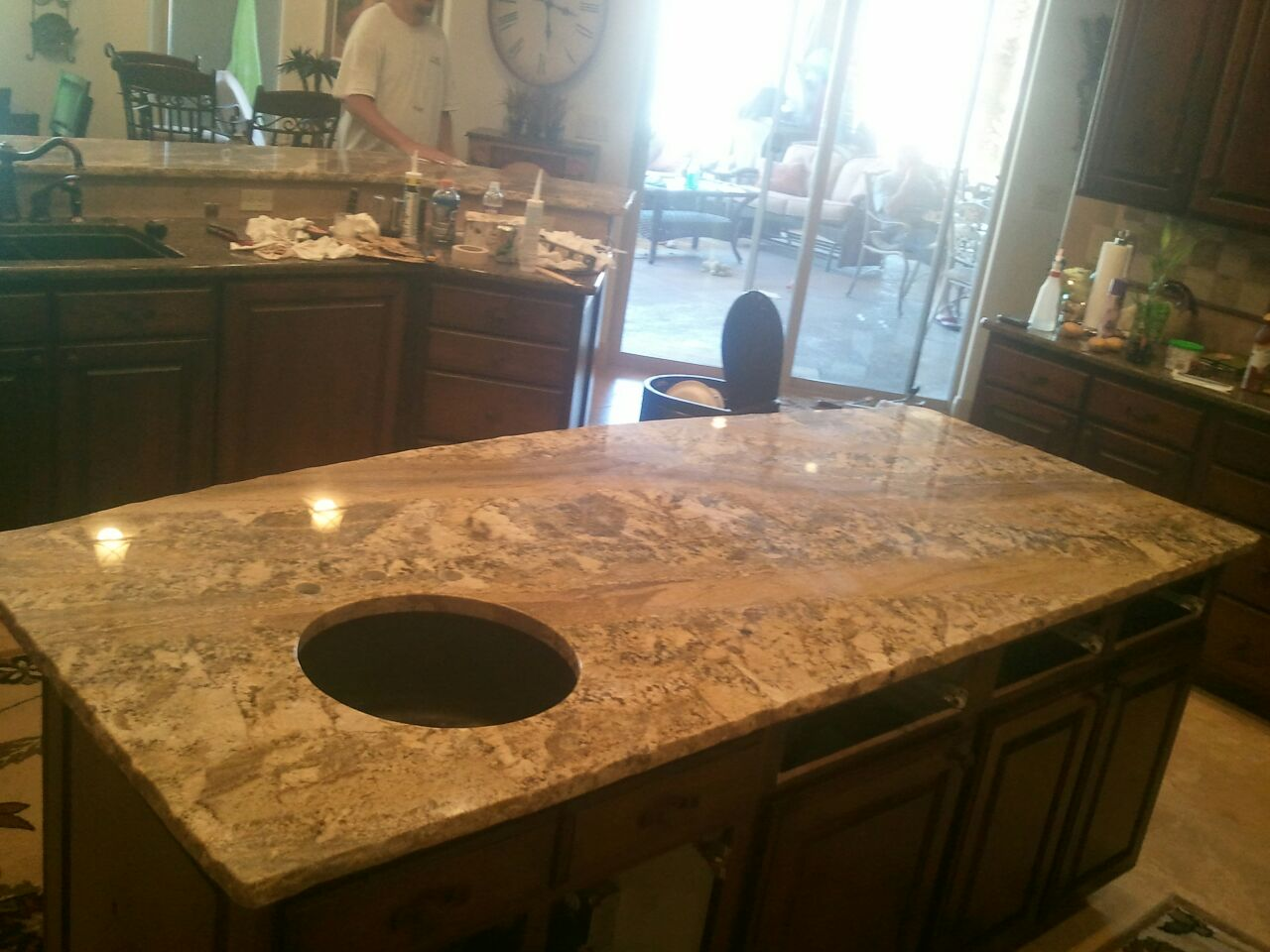 Stone Solutions Granite Exotic Granite Countertops