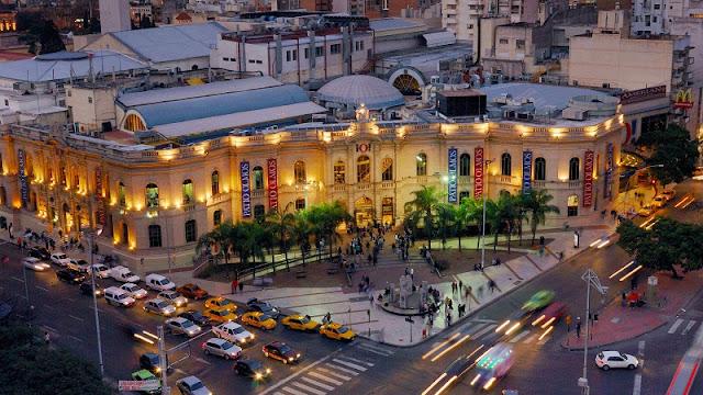 Shoppings em Córdoba