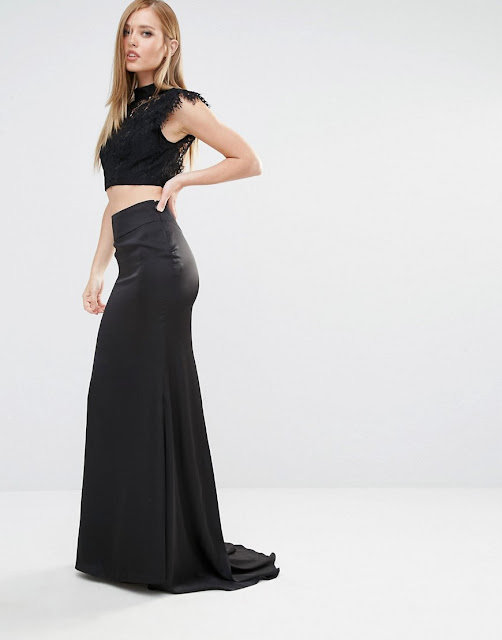 faldas largas para dama