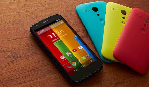 Kelebihan & Kekurangan Motorola Moto G