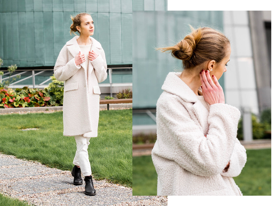 Fashion blogger autumn/winter outfit 2019 - Muotibloggaaja, syys- /talviasu 2019