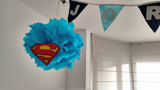 pompon superman