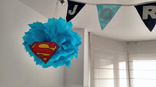 pompon superman
