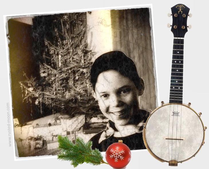 Neil Young Weihnachten 1958