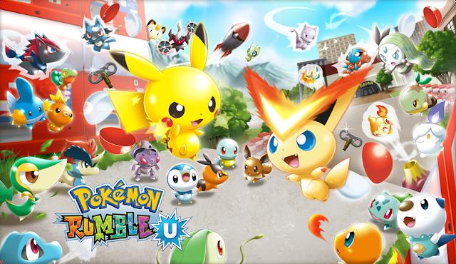 Lista de Juegos Pokemon