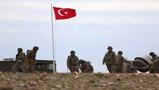 Syrian government considers the presence of Turkish and US troops on its territory as an aggression