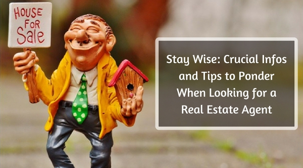 Crucial Infos and Tips to Ponder When Looking for a Real Estate Agent