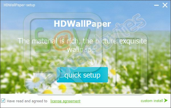 HDWallpaper (Adware)