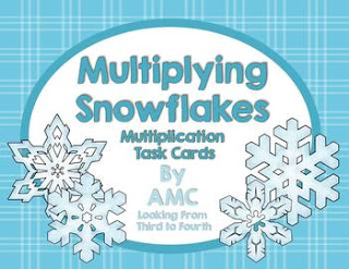 https://www.teacherspayteachers.com/Product/Multiplication-Task-Cards-Multiplying-Snowflakes-979171