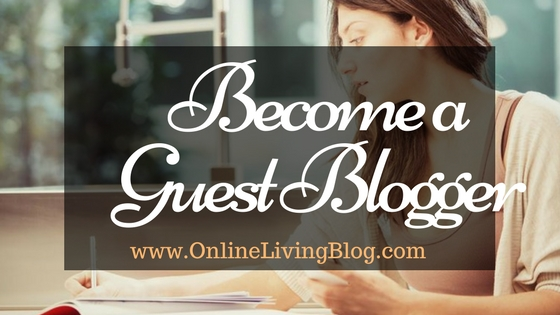 Take Advantage of Becoming a Guest Blogger on The OLBlog