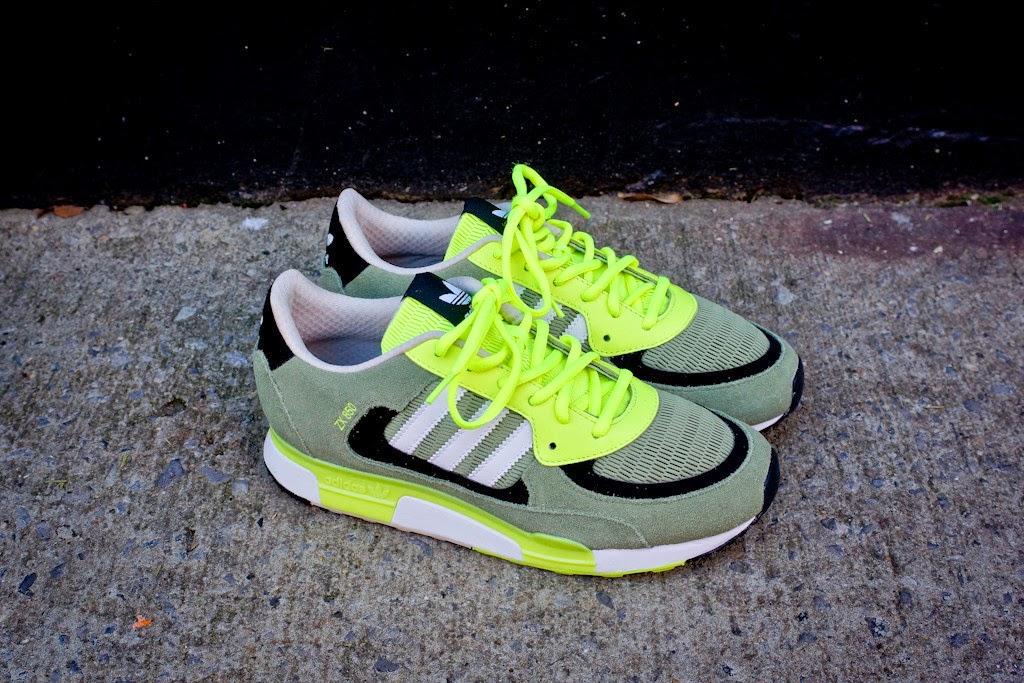 newest 65cf8 61073 Adidas Zx 850 Green