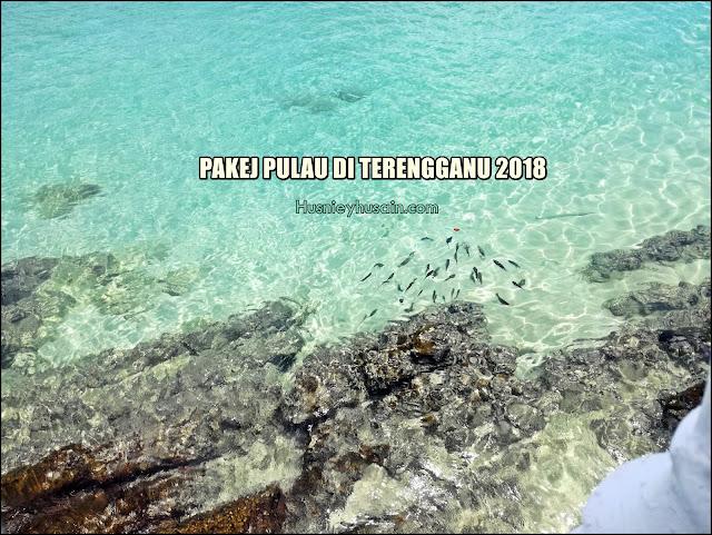 Pakej Pulau Pulau di Terengganu 2018