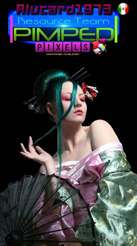Geisha   Undina