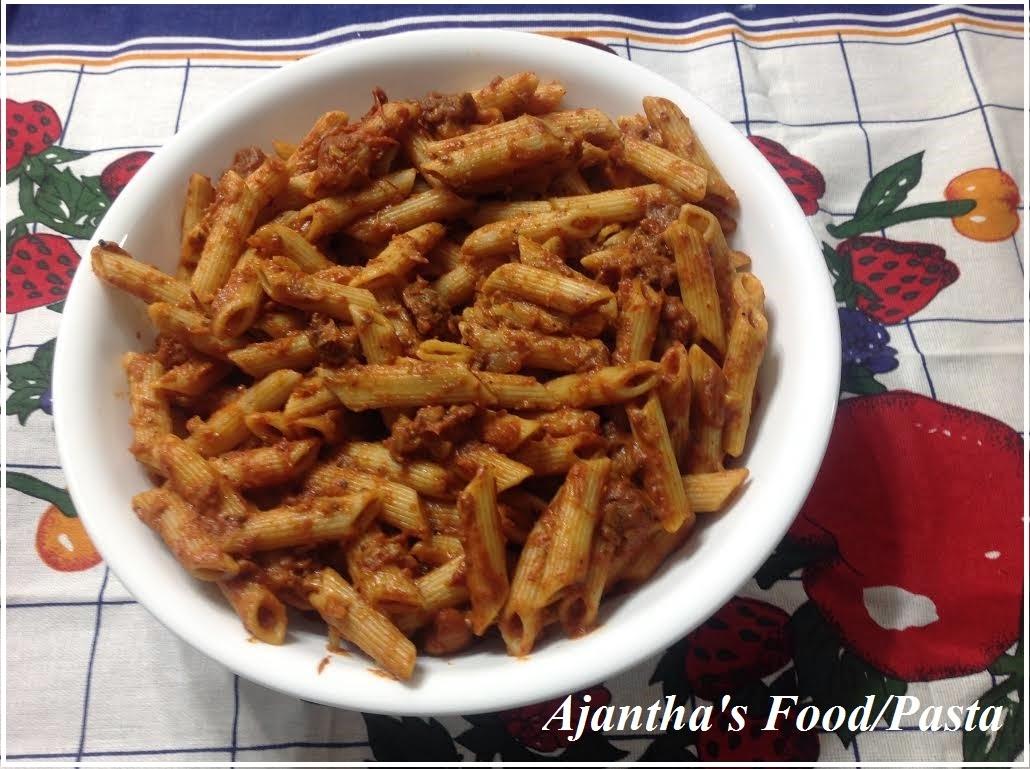 Ajantha's Food/Pasta
