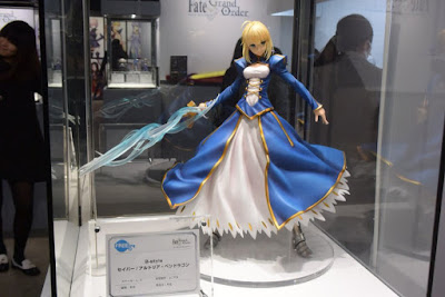 Saber B-style 1/4 de Fate / Grand Order - FREEing