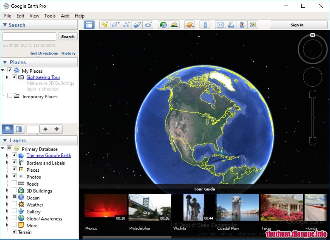 Download Google Earth Pro 7.3.2.5487 + Portable