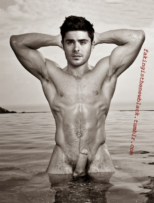 Zac Efron Fake Naked Pictures 82